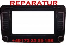 VW RNS 510 MFD3 Navigation | Neustart Bootfehler oder Display | Reparatur