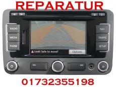 VW RNS 310 RNS 315 Navigation Reparatur LCD Display