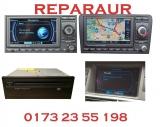 Audi RNS E MMI RNS D A3 A4 A6 TT Navigation Reparatur für Pauschalpreis Bitte Anfragen