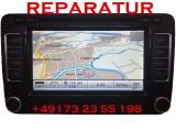 VW RNS 510 Navigation | Reparatur Start Error | Bootfehler | Logo Neu Startet