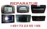 Mercedes Benz APS NTG1 NTG2 Command 2.5 Display Hell Schwarz Defekt Reparatur